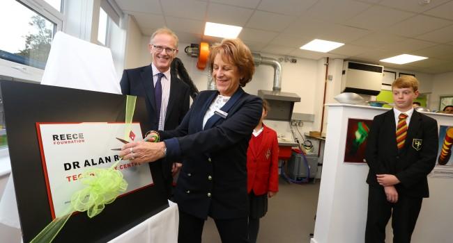 Half a million pound Technology Centre opens its doors