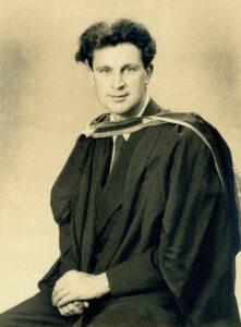 Engineer Dr Alan Reece Newcastle Univeristy